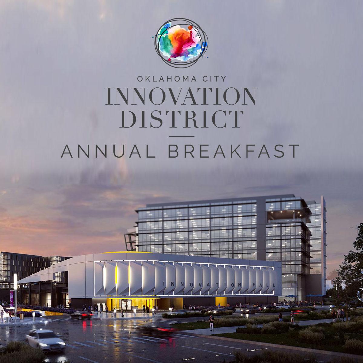 OKCID Annual Breakfast